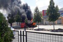 انفجار مرگبار یک اتوبوس در کابل افغانستان