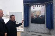 افتتاح پروژه انتقال خط اتیلن از میاندوآب به پتروشیمی تبریز