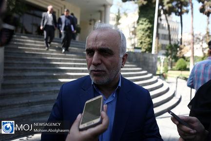 حاشیه جلسه هیات دولت - ۱۷ مهر ۱۳۹۸/ دژپسند