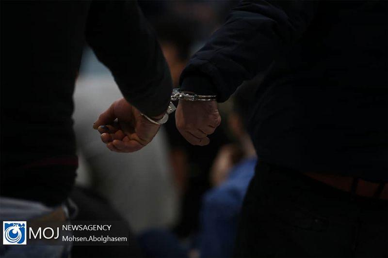 دستگیری قاتل فراری در میناب