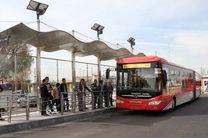 ساعت فعالیت ناوگان اتوبوسرانی مشهد نیز تغییر میکند