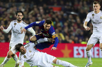 پخش زنده بازی بارسلونا و رئال مادرید از شبکه سه سیما
