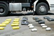 دستگیری 2 قاچاقچی مواد مخدر در شهرضا / کشف 100 کیلو تریاک