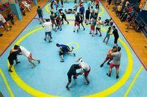 اردوی تیم ملی کشتی فرنگی برگزار میشود