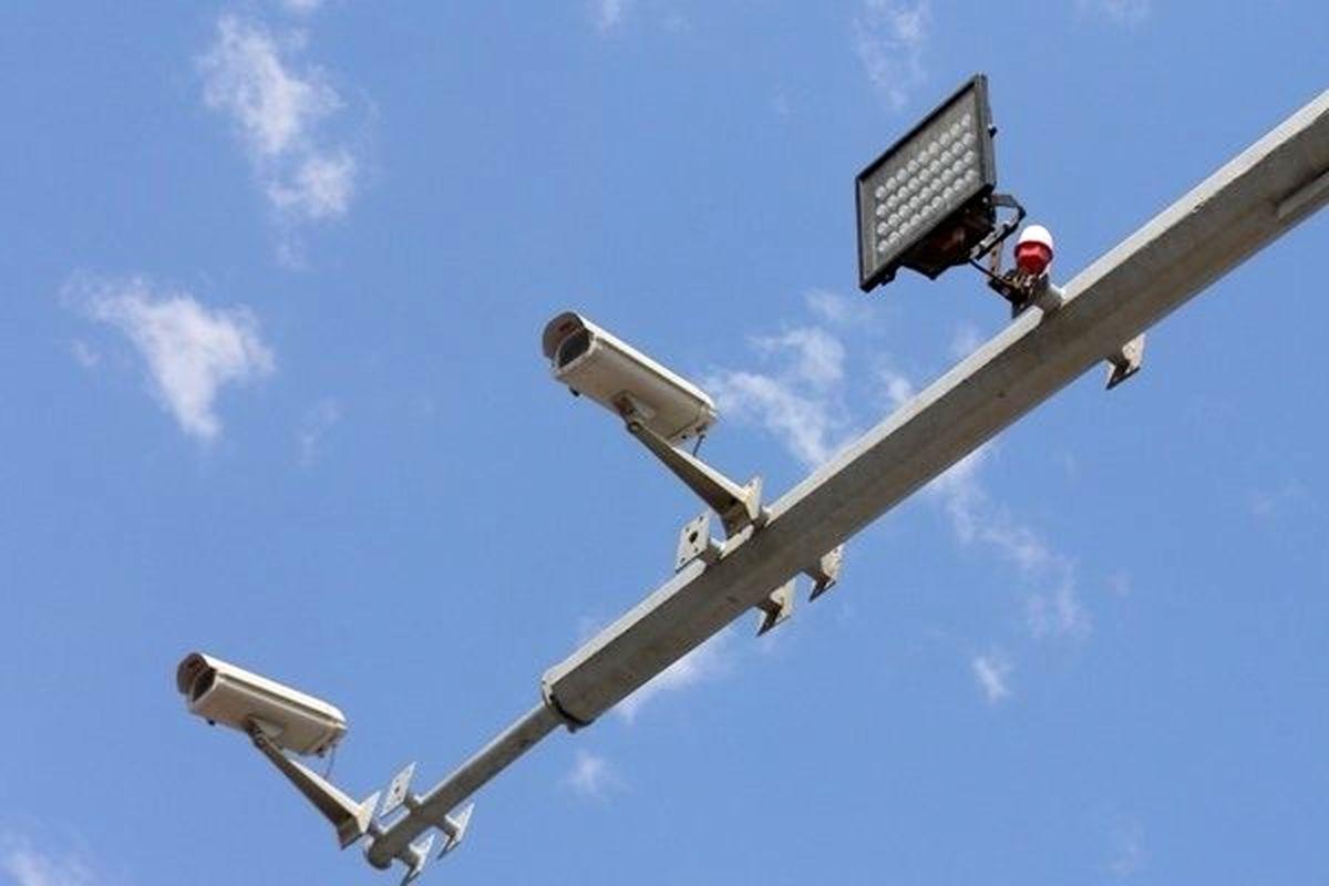 پوشش 17 نقطه حادثه خیز در سنندج توسط دوربین های کنترل سرعت