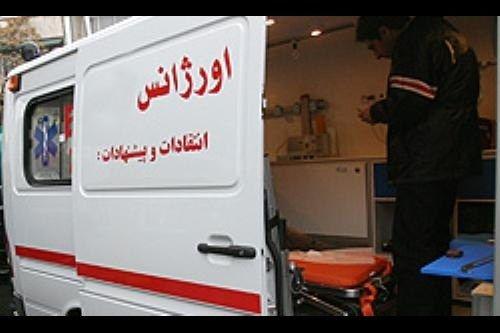 اسامی مصدومان حادثه سقوط اتوبوس مدرسه