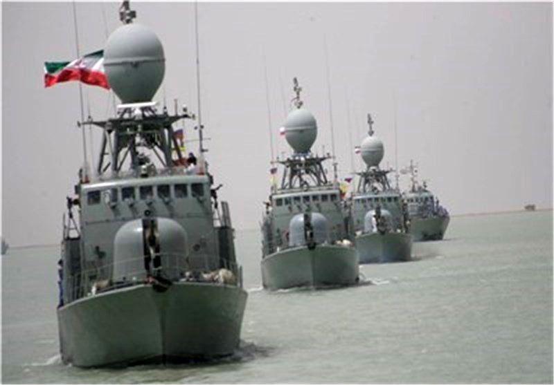 فرمانده ناوگروه اعزامی نداجا با فرمانده ناوگان خزر روسیه دیدار کرد