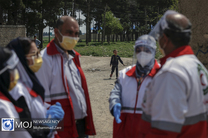 غربالگری ۱۰۰ مبدا ورودی در آستانه عید به جمعیت هلال احمر سپرده شده است