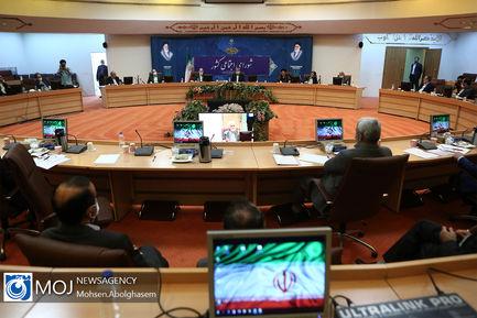 یکصد و سی و یکمین جلسه شورای اجتماعی کشور