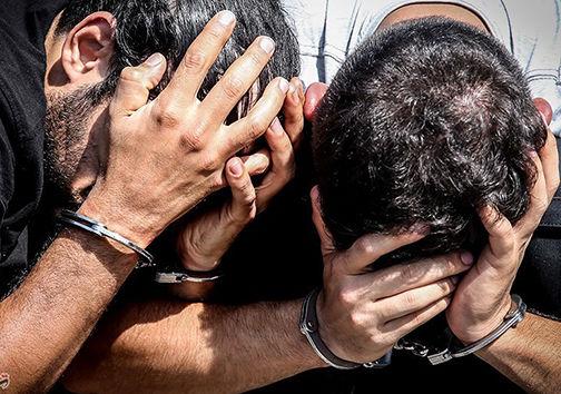 ۲ سارق حرفه ای گنبد کاووس در دام پلیس افتادند