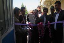 دومین واحد دندانپزشکی شبکه بهداشت و درمان ثلاثباباجانی افتتاح شد
