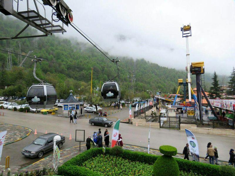چالوس میزبان بیشترین گردشگر خارجی در مازندران