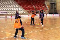 آغاز اردوی تیم ملی فلوربال بانوان در بندرعباس