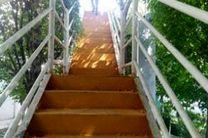 اپوکسی کردن پل های عابر سطح منطقه 6