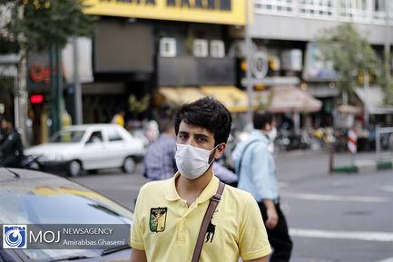 موج دوم انتشار ویروس کرونا در تهران
