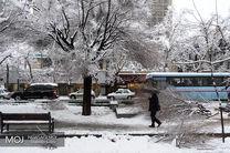 پیش بینی کاهش ۴ تا ۸ درجهای دما در کشور