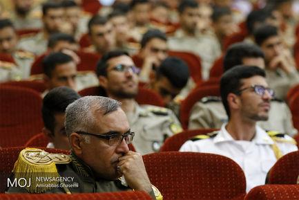 همایش نهادینه سازی بیانیه گام دوم انقلاب در ارتش