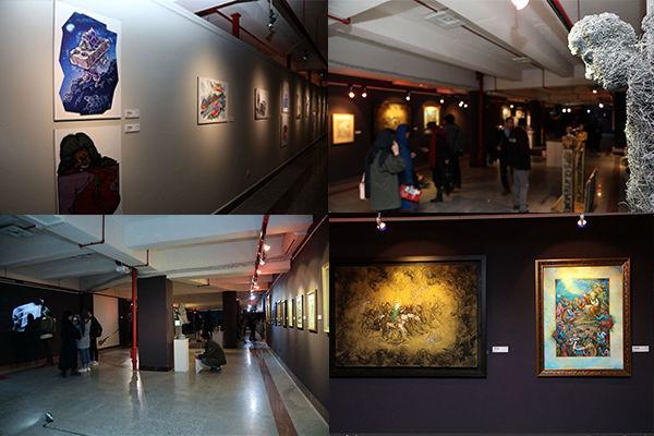 برگزاری اختتامیه یازدهمین جشنواره هنرهای تجسمی فجر