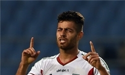 تست دوپینگ از 2 بازیکن ایران در پایان بازی با چین