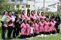 اردوی تیم فوتبال بانوان ملوان برگزار می شود