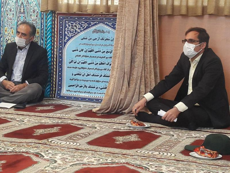 کارگروه ستاد زکات در شهرستان خمینی شهر تشکیل شد