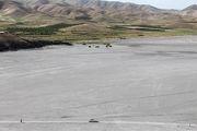 نفسهای آخر دریاچه ارومیه/۷۰ درصد دریاچه خشک شده است