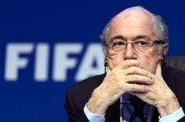 """افشاگری """"بلاتر"""" درباره اعطای میزبانی جامجهانی 2022 به قطر"""