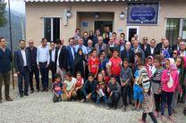 افتتاح 3 مدرسه در مناطق محروم شهرستان تالش