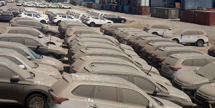 ۱۰ هزار خودرو از گمرک ترخیص شد