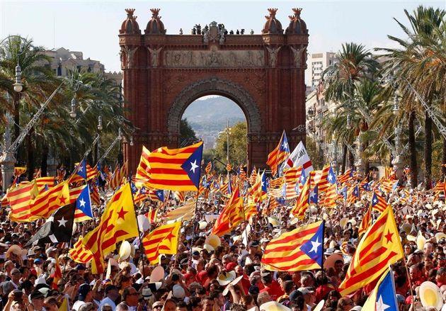 دولت اسپانیا سایت های حامی رفراندوم استقلال کاتالونیا را فیلترینگ کرد