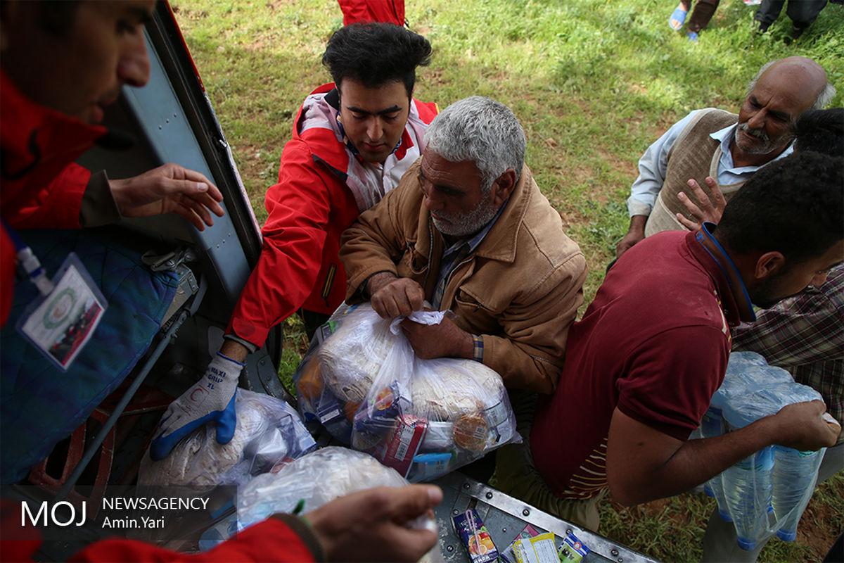 امدادرسانی به381 حادثه دیده توسط هلال احمر استان اصفهان در یک ماه گذشته