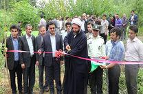 افتتاح همزمان 23 پروژه عمرانی در شهرستان شفت