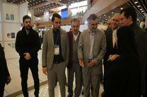 رئیس پلیس نظارت بر اماکن ناجا از جشنواره مُد و لباس فجر بازدید کرد