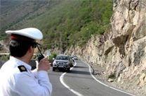 اعمال محدودیتهای ترافیکی در محورهای مازندران