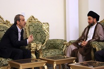 سفیر ایران و رییس پارلمان عراق همکاری جهانی برای مبارزه با تروریسم را بررسی کردند