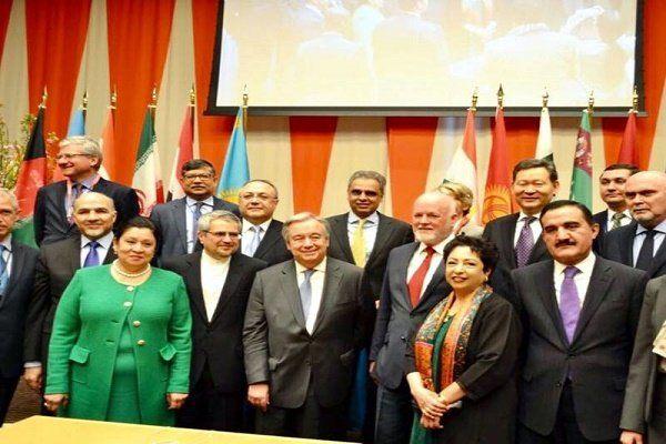 جشن گرامیداشت نوروز در سازمان ملل برگزار شد