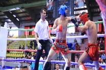مازندران نایب قهرمان مسابقات قهرمانی کیک بوکسینگ کشور