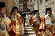 املاک کلیسای ارتدوکس در قدس به شهرکنشینان فروخته میشود