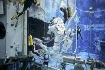 کودکان آموزش فضانوردی می بینند