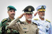 فرمانده کل ارتش انتصاب سرلشکر رشید، سرتیپ موسوی و سرتیپ عبداللهی را تبریک گفت