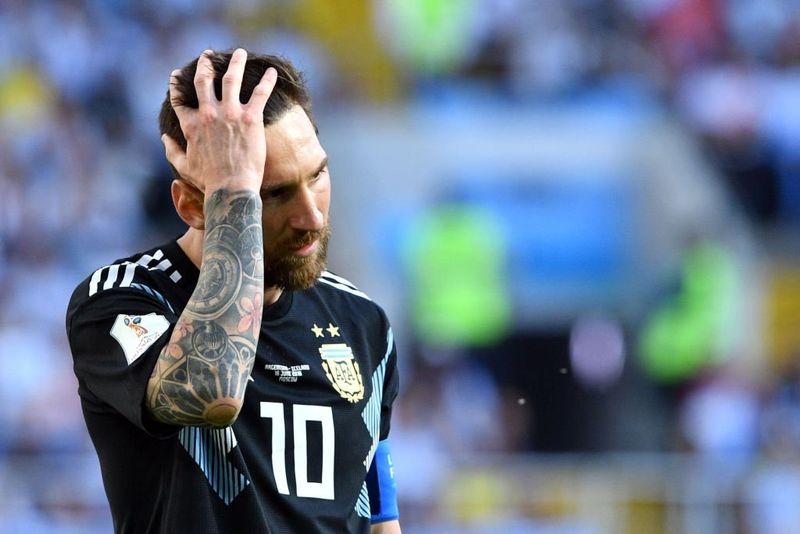 رویای من قهرمانی در جام جهانی است