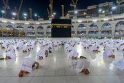 آغاز مراسم محدود حج در عربستان در همهگیری ویروس کرونا