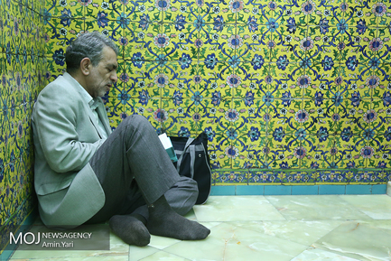 حال و هوای امامزاده صالح (ع) در ماه مبارک رمضان
