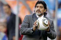 بهترین مربی از نگاه مارادونا