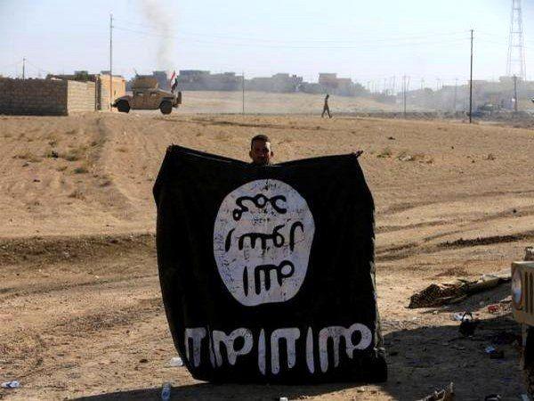 انهدام یک پایگاه داعش در صلاح الدین عراق