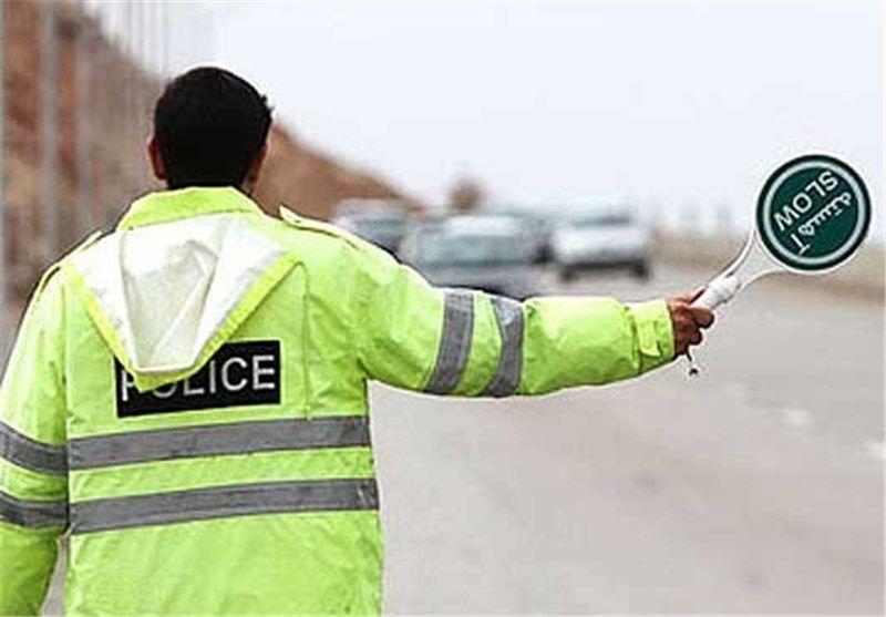 کاهش تردد در جادههای استان یزد نقش مهمی در مهار کرونا دارد