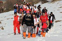 فوت یک نفر در حادثه واژگونی پراید/نجات ۴۱ کوهنورد گمشده در گلستان