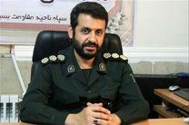 اسکان ۱۴۰ عشایر گرفتار سیل روستای قلات شیراز  در مساجد/۲۲۰ مهمان نوروزی در سالن های ورزشی بسیج اسکان داده شده اند