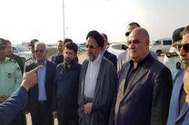 وزیر اطلاعات از امکانات و وضعیت مرز شلمچه بازدید کرد