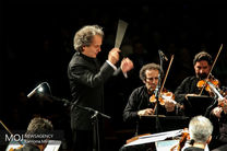 اجرای ارکستر سمفونیک در آخرین روزهای مرداد